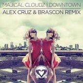 Downtown (feat. Alex Cruz & Brascon) [Alex Cruz & Brascon Remix] - Single