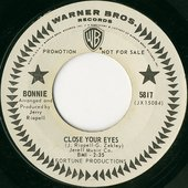 Bonnie Close Your Eyes