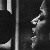 Bettye Swann at the studio