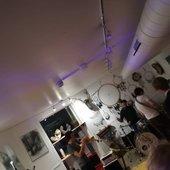 Skogens rop live at Znedi, 2019-09-13 3