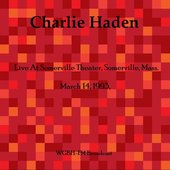 Live At Somerville Theater, Somerville, Mass. March 14th 1993, WGBH-FM Broadcast (Remastered)