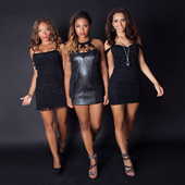 Honeyz Photoshoot September 2013 PNG