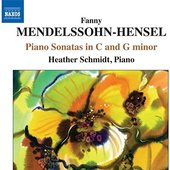 Mendelssohn-Hensel, F.: Piano Sonatas in C and G minor