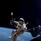 harrison in space