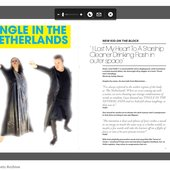 Article in bedsheets magazine. Issue # 31