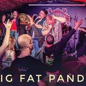 Big Fat Panda - live in Edinburgh