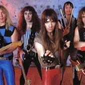 Iron Maiden '86