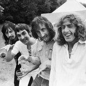 John, Keith, Pete & Roger