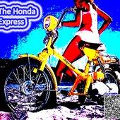 The Honda Express