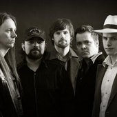 """Willy Clay Band Photo \""""Blue\"""""""