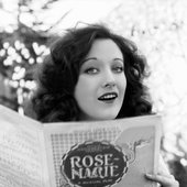 Joan Crawford promotional photograph for Rose-Marie (1928)