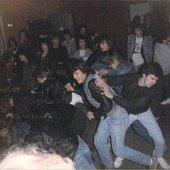 AFTERMATH GIG 1987 CHICAGO