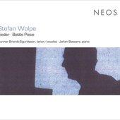 Wolpe: Lieder - Battle Piece