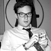 Ben Sharp (Black and White)