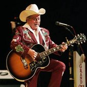 Jimmy at the Opry in 2005