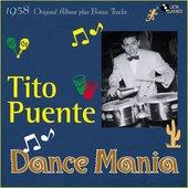 Dance Mania (Original Album Plus Bonus Tracks, 1958)