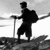 Webern on a mountain
