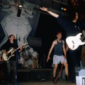 группа Фронт на фестивале в Магнитогорске - 1998 год