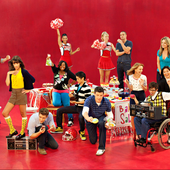 Glee Photoshoot Season 2