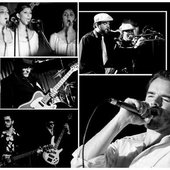 T Bird And The Breaks band collage