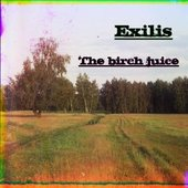 The birch juice