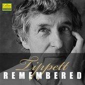 Tippett Remembered, Pt. 1
