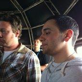 Sahand and Jamie Oliver