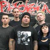 Phobia (US GRINDCORE) 2012