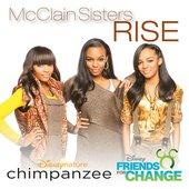 "Rise (feat. McClain Sisters) [From Disneynature: ""Chimpanzee""] - Single"