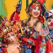 Pseudo Banda - Não Me Importo (É Carnaval!)