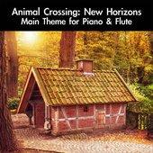 Animal Crossing: New Horizons Main Theme for Piano & Flute