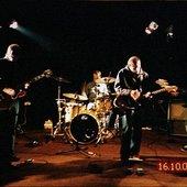 Ride reunion, Channel 4 studios, 2001