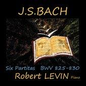 J.S. Bach: Six Partitas, BWV 825-830