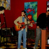 Mars Cafe -first show 2008