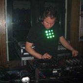 DJ at Antronic