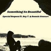 Something so Beautiful (feat. Rey T. & Ronnie Stewart) - Single