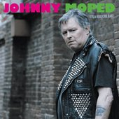 Johnny Moped - It's a Real Cool Baby album cover