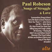 Paul Robeson: Songs of Struggle and Love
