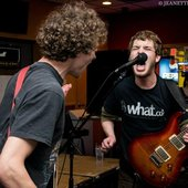 Live @ Weston Lanes Wausau, WI 04.20.12
