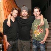 Olof, Mattias and Kalle
