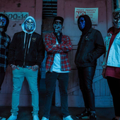 Hollywood Undead (2017) promo Five album