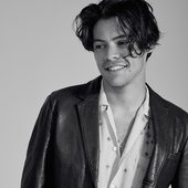 Harry Styles for The Face. Photographed by Collier Schorr.