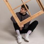 """""""These Two Windows"""" album photoshoot"""