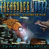 Treasures of the Deep (Original Video Game Soundtrack)