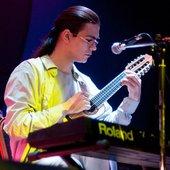Dmitry Shtatnov playing charango