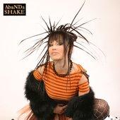 AbaNDa SHAKE - Cat - Black