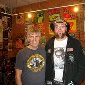 Greg Ginn & Christophe Murdock
