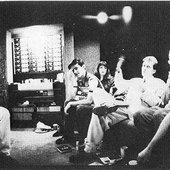 New Order Tony Wilson and Rob Gretton