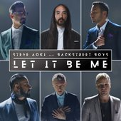 Let It Be Me - EP