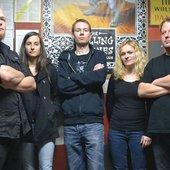 XANTHE A.D.2014 symphonic black metal, poland